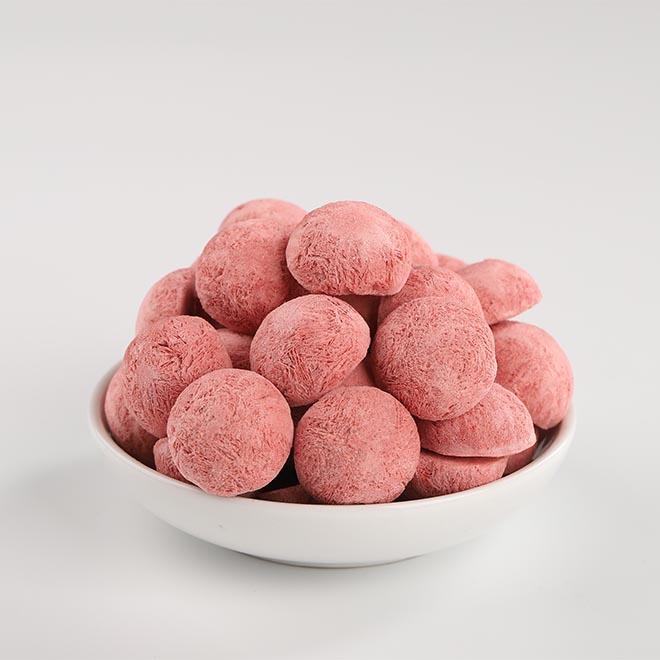 FD草莓酸奶豆