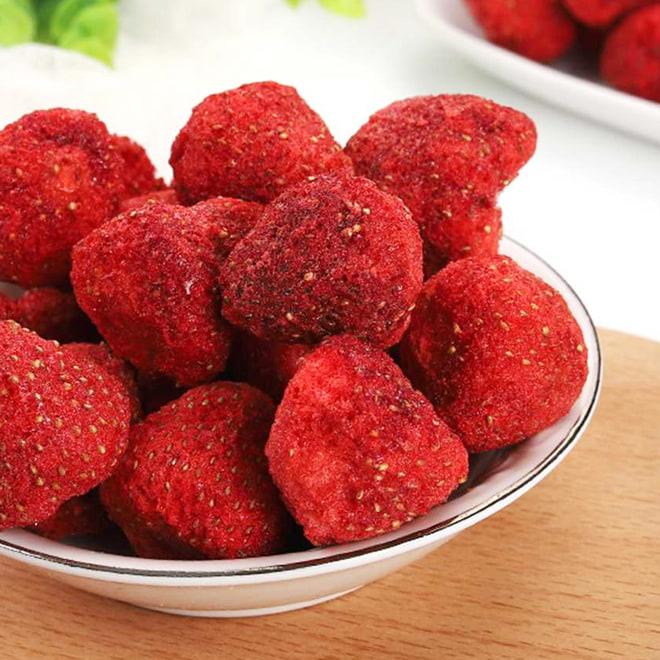 冷凍乾燥水果
