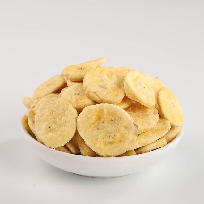 酥脆香蕉片