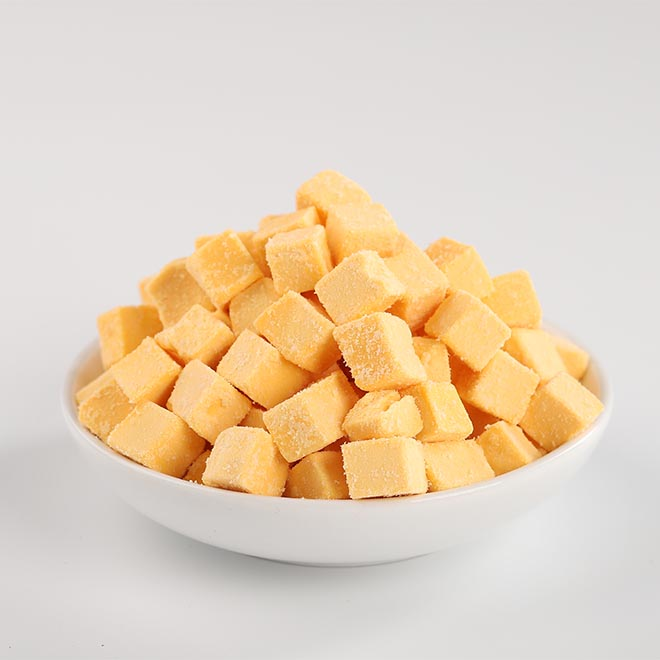 橘切奶酪丁