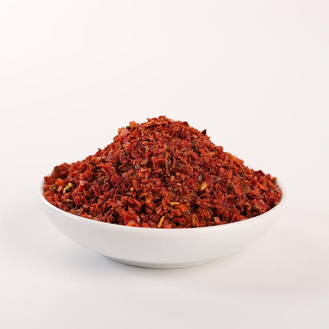 红甜椒碎粒