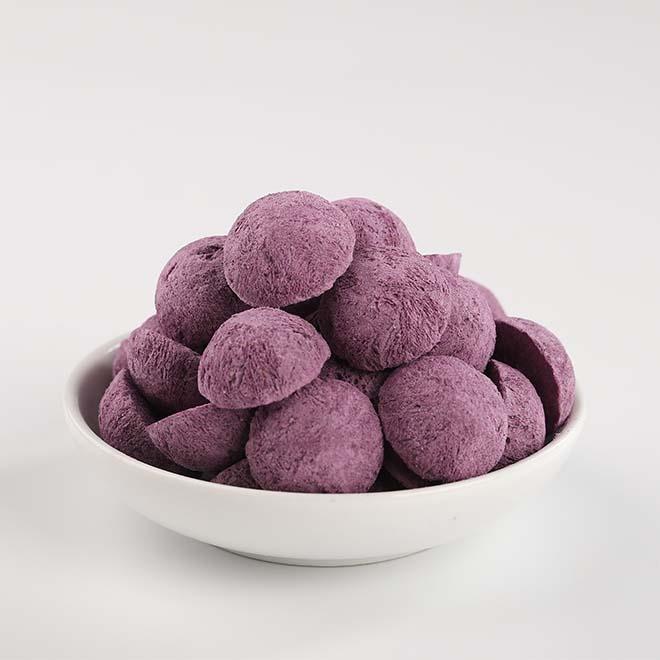 藍莓酸奶豆