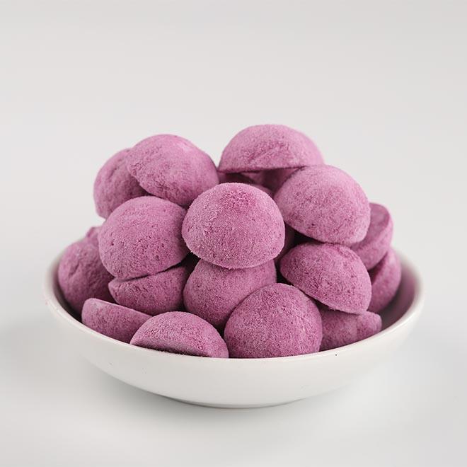 椰奶紫薯豆